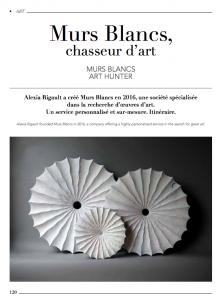 Alexia Rigault | Murs Blancs