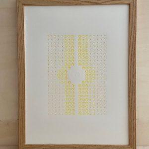 Oeuvre de Karine René Applanat N. - Exposition vente Murs Blancs